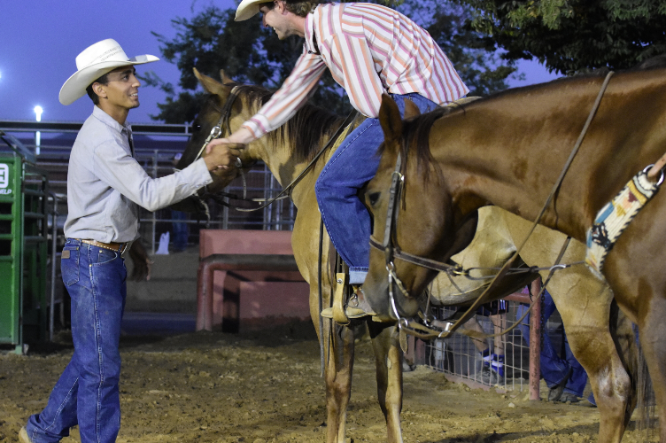 Fresno State Campus News Alumnus Is New Rodeo Coach