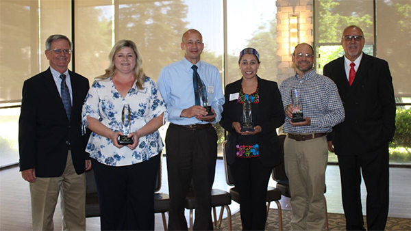 Outstanding Advisor Awards