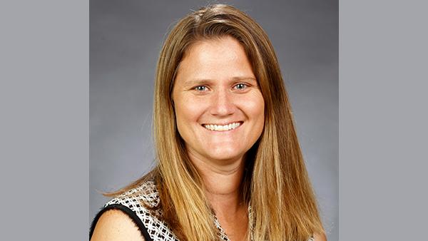 Erin Boele, director of Fresno State Housing.