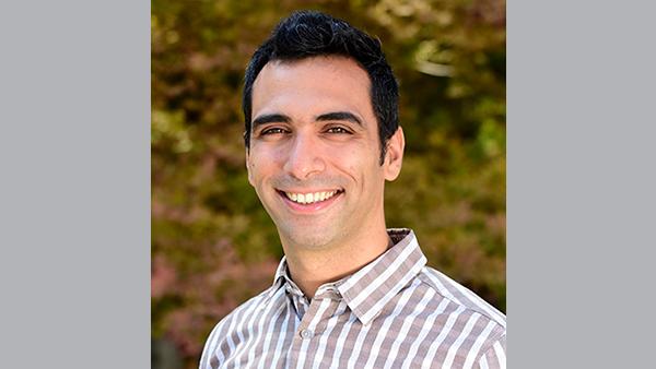 Dr. Luca Brillante, Assistant Professor of Viticulture & Bronco Wine Company Viticulture Research Chair