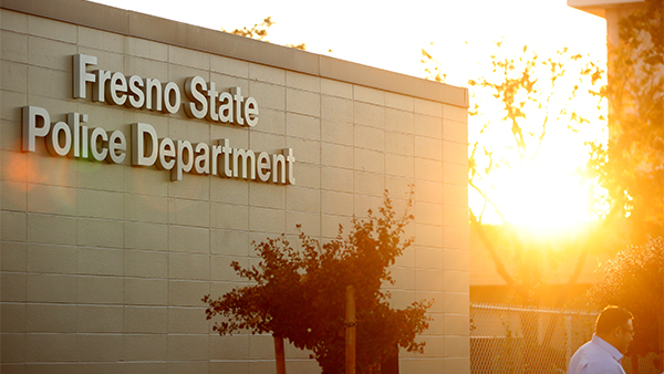 Fresno State Police Department