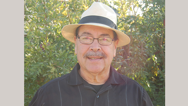 Phillip Gonzalez, part-time faculty, Chicano and Latin American Studies