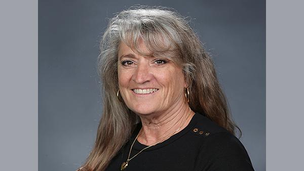Dr. Kathleen Rindahl, associate professor in the School of Nursing