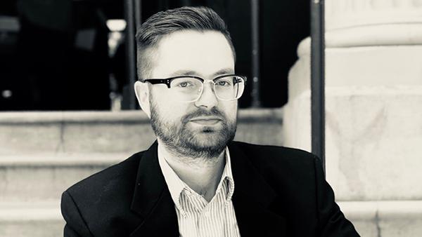 Dr. Bradley Hart, associate professor of Media, Communications and Journalism