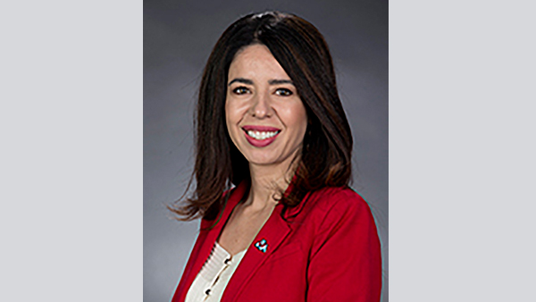 Mary Lou Mendoza Miller, associate vice president for Human Resources