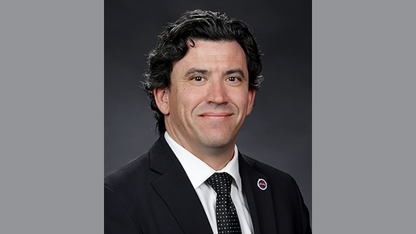 Dr. Daniel Bernard, associate dean, Division of Continuing and Global Education