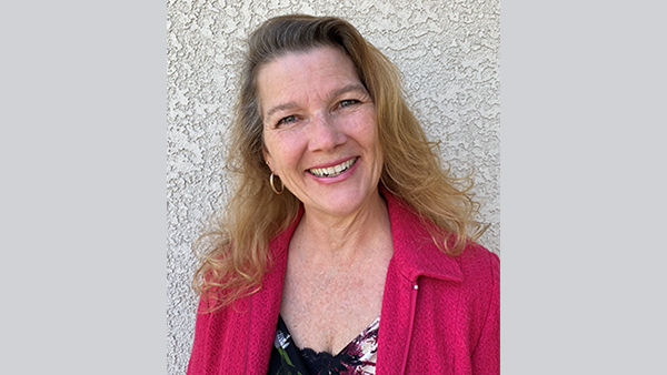 Donna Lutz, new assistant director of the Social Welfare, Evaluation, Research and Training Center