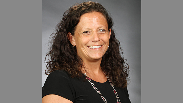 Dr. Jenna Sawdon-Bea, chair and associate professor in the Department of Physical Therapy