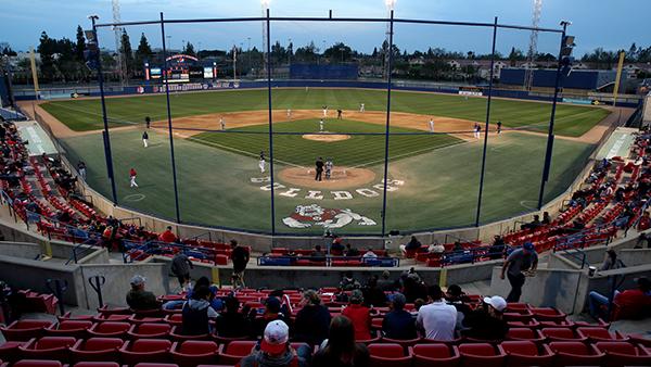 Pete Beiden Field at Bob Bennett Stadium.