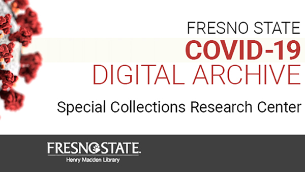 Henry Madden Library's Special Collections Research Center banner