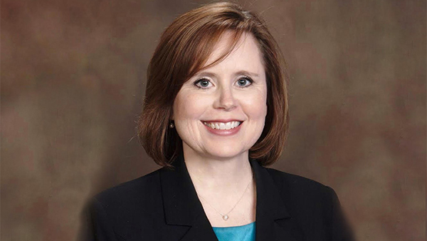 Dr. Julie Olson-Buchanan, a veteran  faculty member and administrator, dean of the Craig School of Business and Sid Craig Dean's Chair