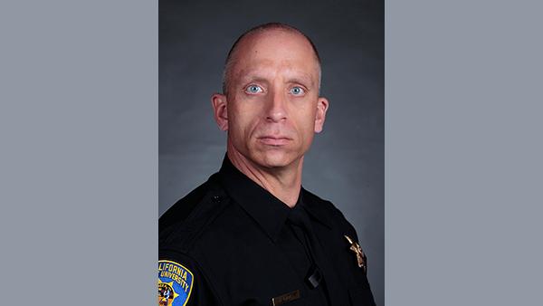 Sgt. John Gavel, Fresno State Police Department