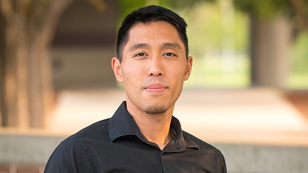 Dr. Earl Aguilera, assistant education professor, Department of Curriculum and Instruction