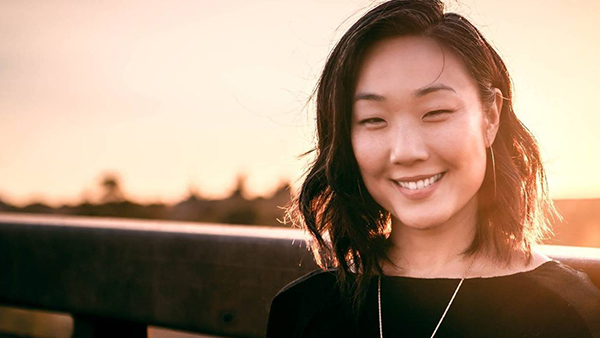 Brynn Saito, faculty, English.