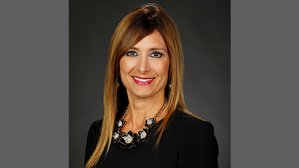 Debbie Astone, vice president for administration and chief financial officer
