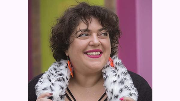 Randa Jarrar, faculty, English