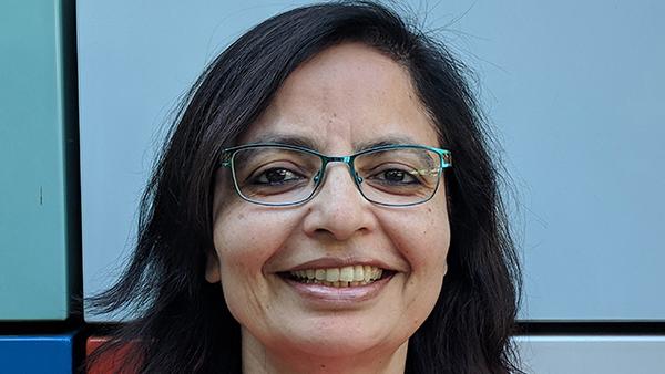 Samina Najmi, faculty, English