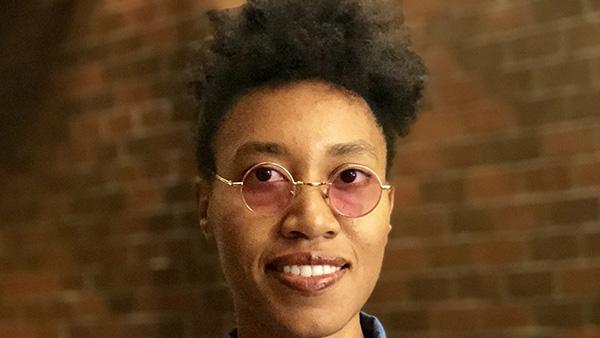 Venita Blackburn, faculty, English