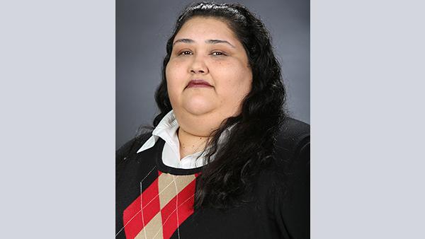 Susan Chavez, office assistant, Student Involvement