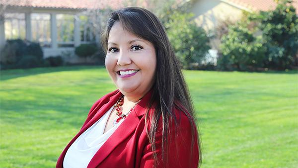 Laura Ramos, programs manager, California Water Institute