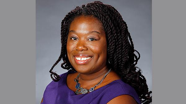 Dr. Monique Bell, professor of marketing