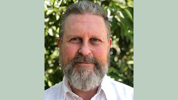 Dr. Andrew Jones, professor of sociology