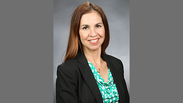 Dr. Jenelle Gilbert, chair and professor, Department of Kinesiology
