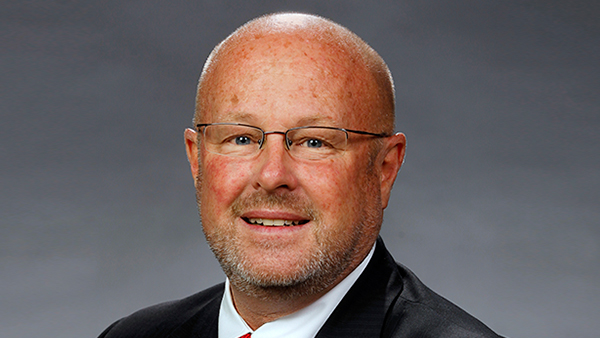 Dr. Jim Marshall, Dean of Research and Graduate Studies