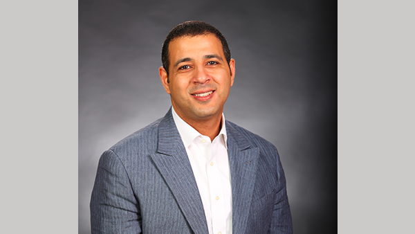 Dr. Aly Tawfik, Assistant Professor in the Department of Civil and Geomatics Engineering
