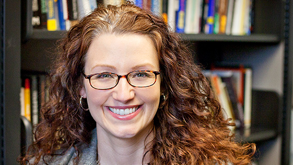 Jennifer Randles, Professor and Chair of Sociology