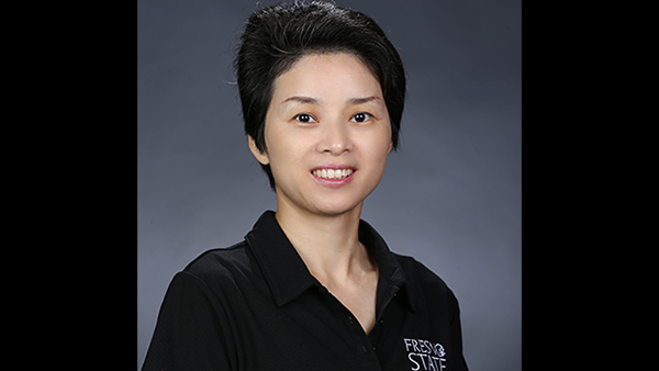 Qun (Kristy) Sun, Assistant Professor, Viticulture and Enology