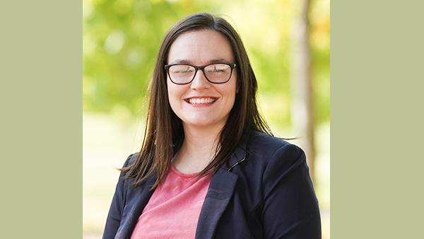 Dr. Lauren Dial, assistant professor of psychology